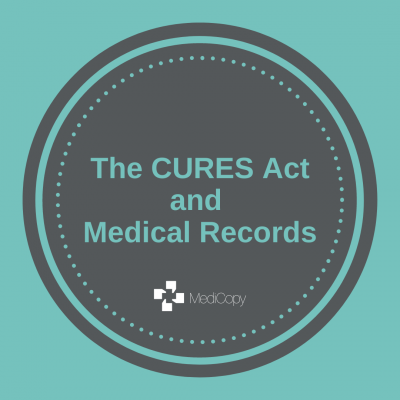 The CURES Act