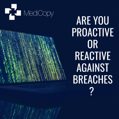 Are you proactive or reactive against breaches?