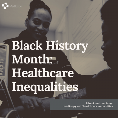 Black History Month: Healthcare Inequalities